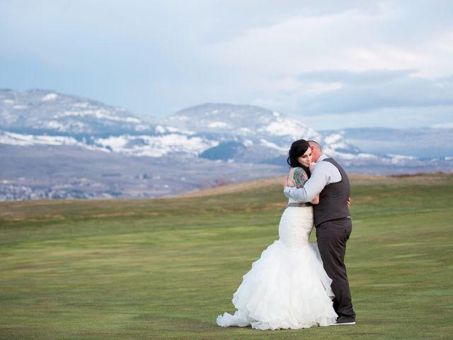 Leanna and David's wedding in Kelowna, British Columbia 55