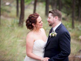 The wedding of Tim and Rachel