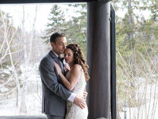 The wedding of Christina and Lucas 1