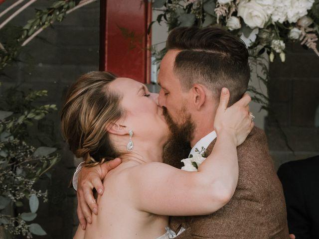 The wedding of Natasha and Davin