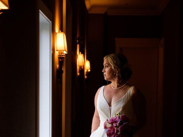 Robert and Caroline's wedding in Sooke, British Columbia 1
