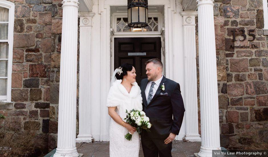 Allen And Ping's Wedding In Toronto, Ontario