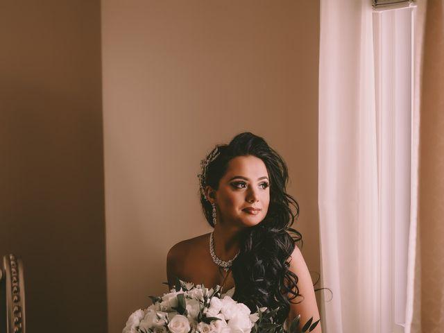 Rasheed and Cadeshia's wedding in Mississauga, Ontario 5