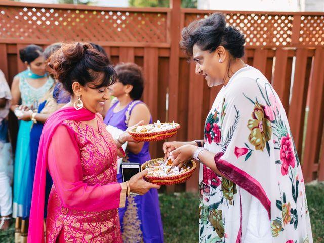 Rasheed and Cadeshia's wedding in Mississauga, Ontario 12
