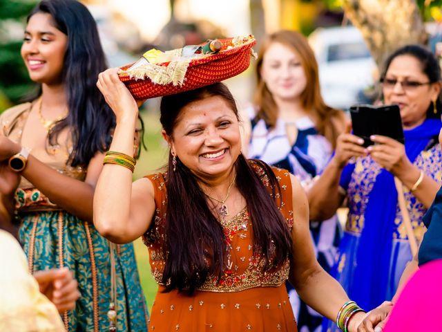 Rasheed and Cadeshia's wedding in Mississauga, Ontario 14
