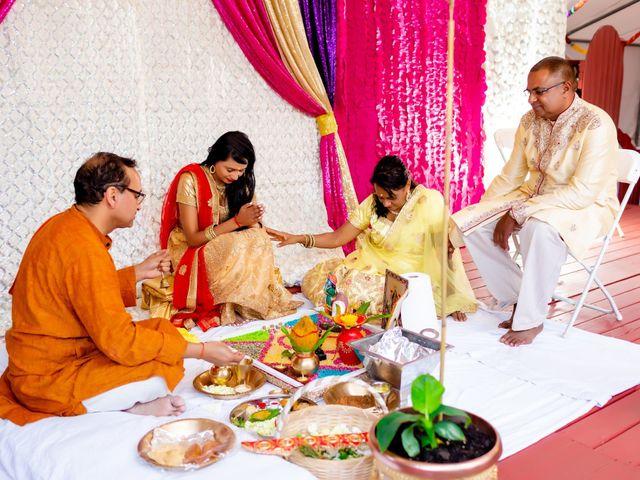 Rasheed and Cadeshia's wedding in Mississauga, Ontario 18
