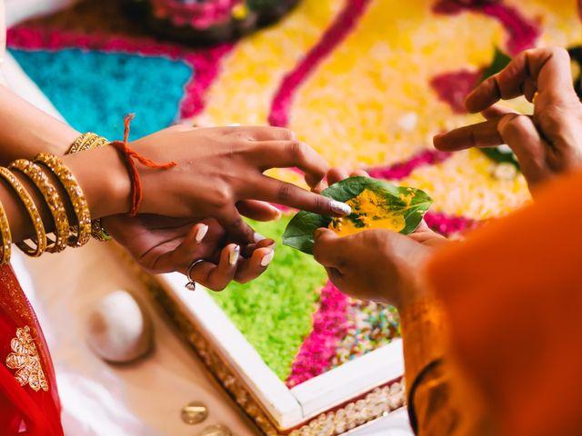 Rasheed and Cadeshia's wedding in Mississauga, Ontario 22