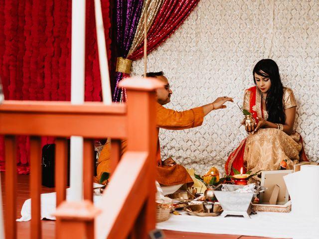 Rasheed and Cadeshia's wedding in Mississauga, Ontario 25