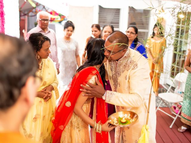 Rasheed and Cadeshia's wedding in Mississauga, Ontario 26
