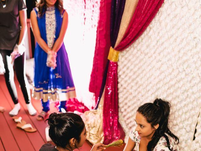 Rasheed and Cadeshia's wedding in Mississauga, Ontario 30