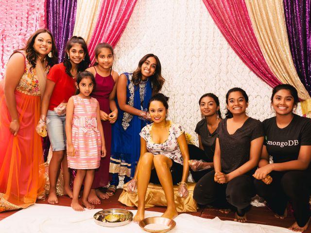 Rasheed and Cadeshia's wedding in Mississauga, Ontario 31