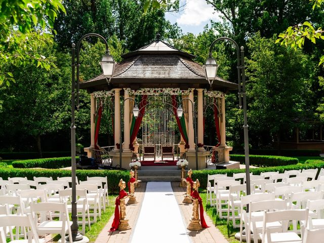 Rasheed and Cadeshia's wedding in Mississauga, Ontario 34