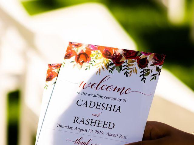 Rasheed and Cadeshia's wedding in Mississauga, Ontario 36
