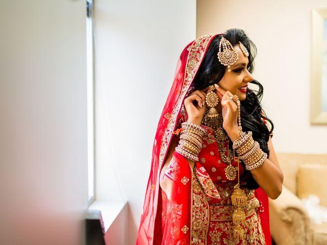 Rasheed and Cadeshia's wedding in Mississauga, Ontario 37