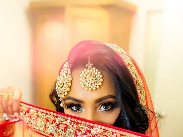 Rasheed and Cadeshia's wedding in Mississauga, Ontario 38