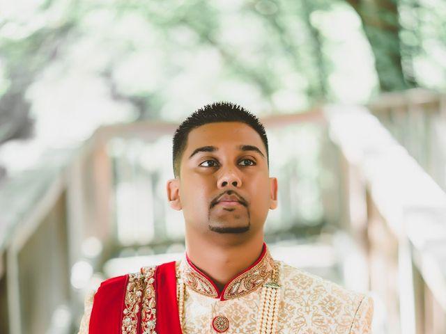 Rasheed and Cadeshia's wedding in Mississauga, Ontario 41