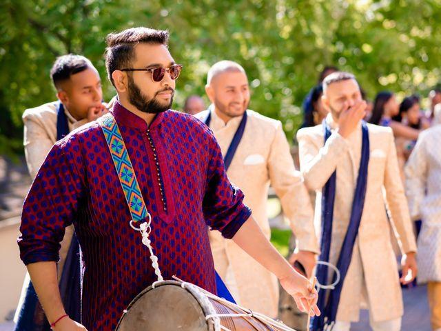 Rasheed and Cadeshia's wedding in Mississauga, Ontario 44