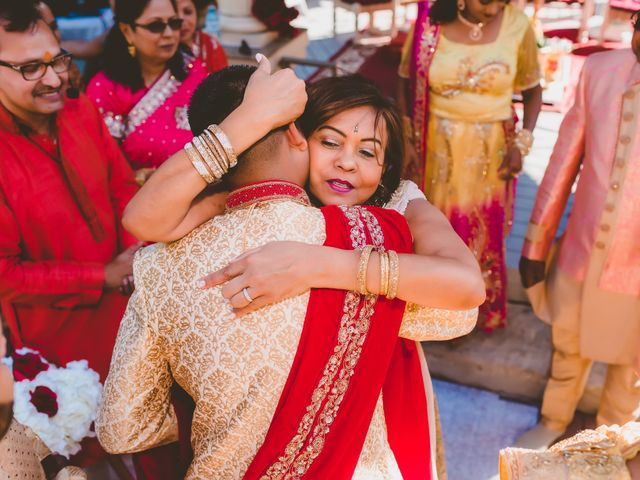 Rasheed and Cadeshia's wedding in Mississauga, Ontario 47