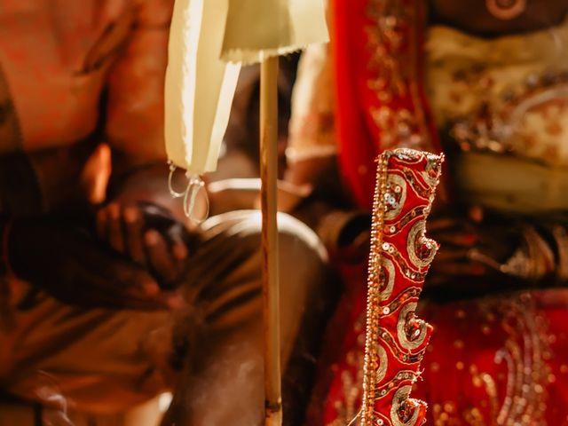 Rasheed and Cadeshia's wedding in Mississauga, Ontario 56