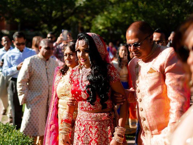 Rasheed and Cadeshia's wedding in Mississauga, Ontario 60