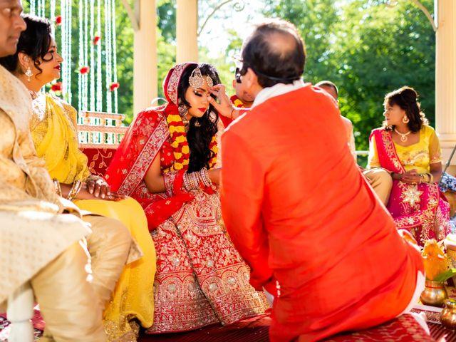 Rasheed and Cadeshia's wedding in Mississauga, Ontario 66