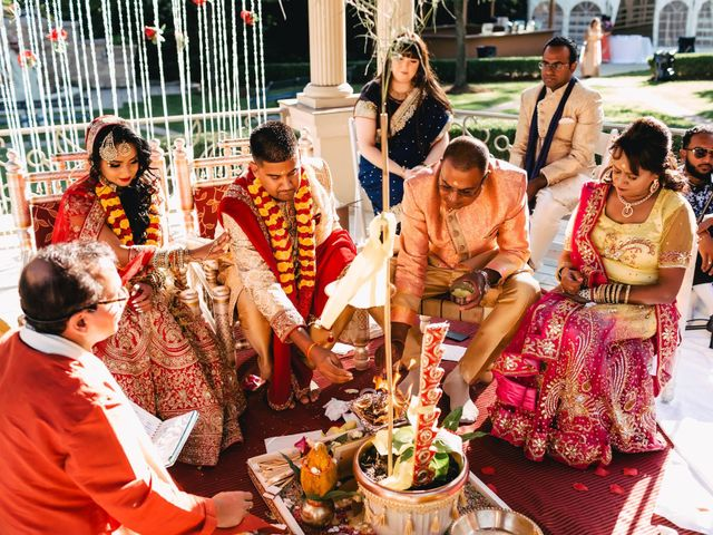 Rasheed and Cadeshia's wedding in Mississauga, Ontario 70