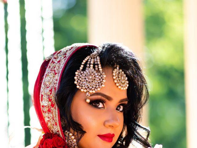Rasheed and Cadeshia's wedding in Mississauga, Ontario 72