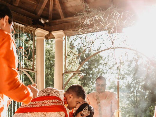 Rasheed and Cadeshia's wedding in Mississauga, Ontario 75