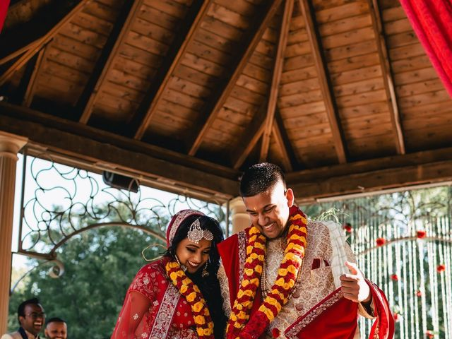 Rasheed and Cadeshia's wedding in Mississauga, Ontario 77
