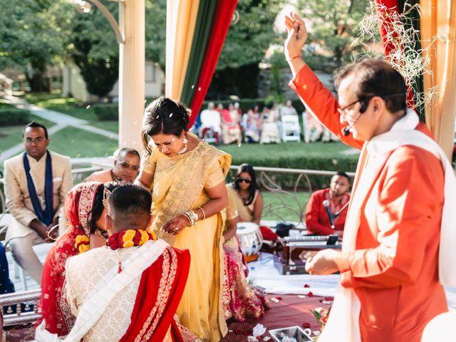 Rasheed and Cadeshia's wedding in Mississauga, Ontario 81