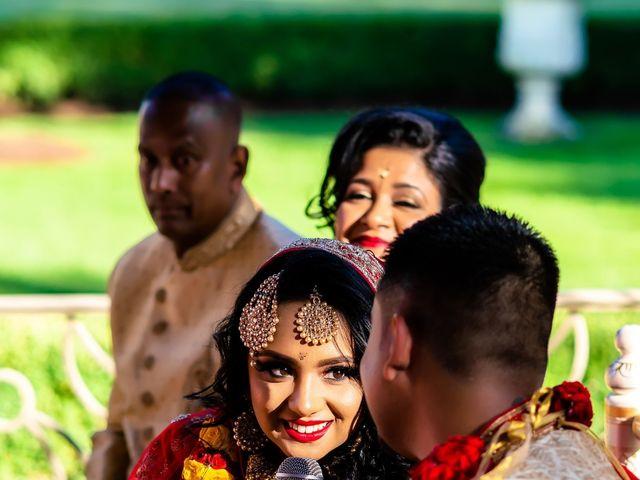 Rasheed and Cadeshia's wedding in Mississauga, Ontario 83