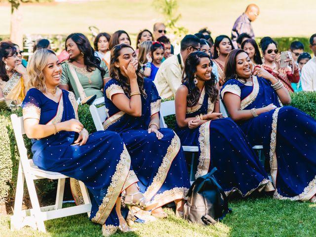 Rasheed and Cadeshia's wedding in Mississauga, Ontario 90