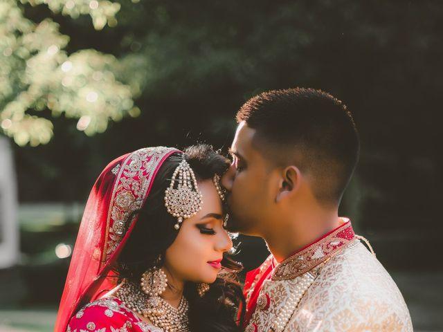 Rasheed and Cadeshia's wedding in Mississauga, Ontario 102