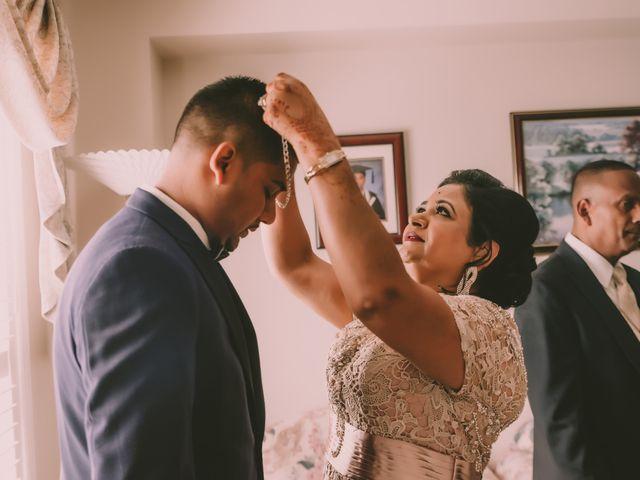 Rasheed and Cadeshia's wedding in Mississauga, Ontario 107
