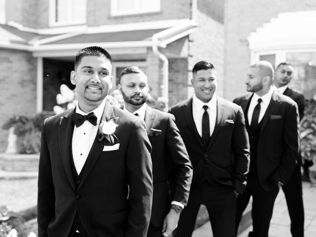 Rasheed and Cadeshia's wedding in Mississauga, Ontario 109