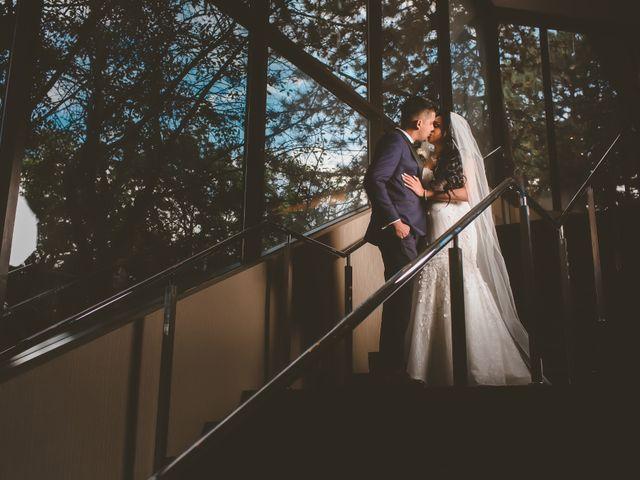 Rasheed and Cadeshia's wedding in Mississauga, Ontario 111