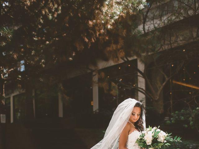Rasheed and Cadeshia's wedding in Mississauga, Ontario 112
