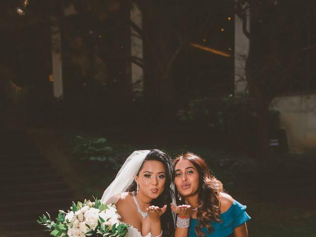 Rasheed and Cadeshia's wedding in Mississauga, Ontario 114