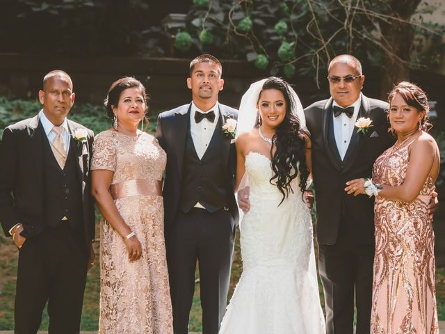 Rasheed and Cadeshia's wedding in Mississauga, Ontario 115