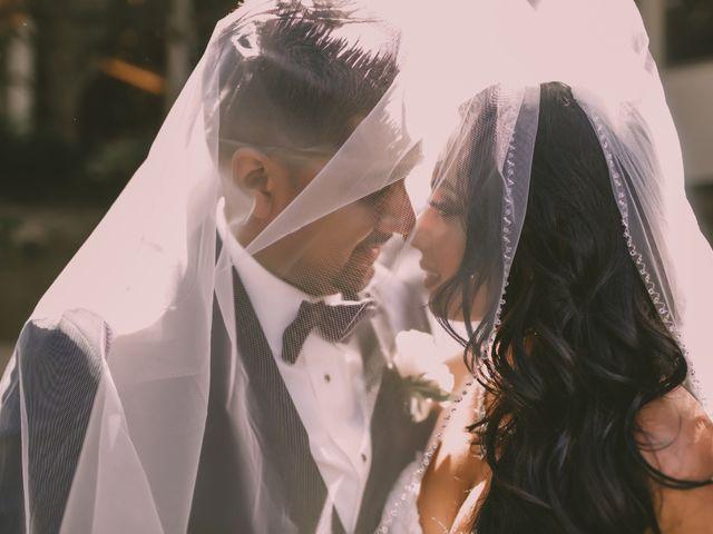 Rasheed and Cadeshia's wedding in Mississauga, Ontario 2