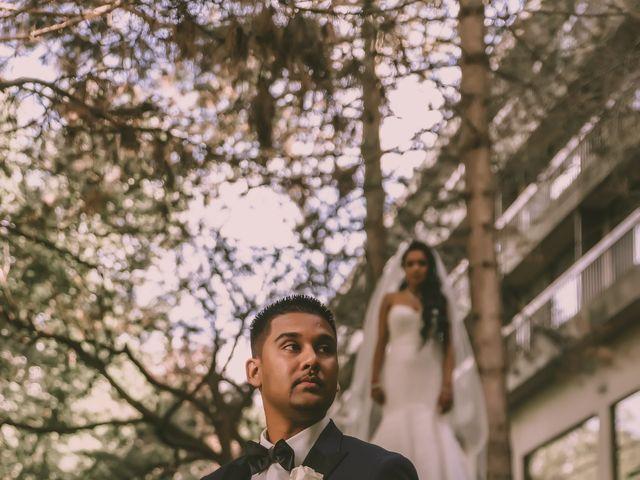 Rasheed and Cadeshia's wedding in Mississauga, Ontario 122