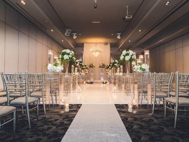 Rasheed and Cadeshia's wedding in Mississauga, Ontario 123