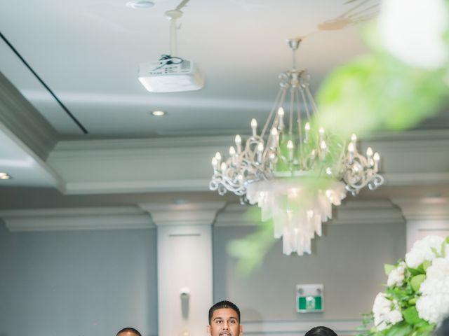 Rasheed and Cadeshia's wedding in Mississauga, Ontario 127