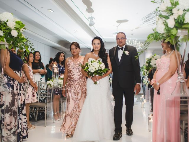 Rasheed and Cadeshia's wedding in Mississauga, Ontario 128