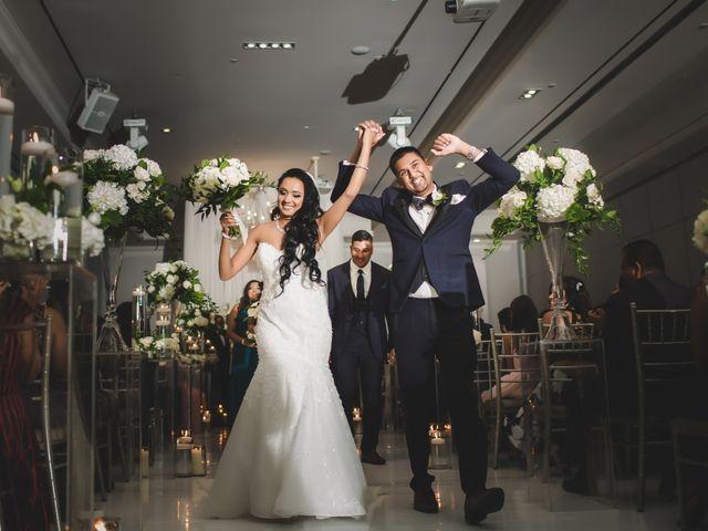 Rasheed and Cadeshia's wedding in Mississauga, Ontario 131