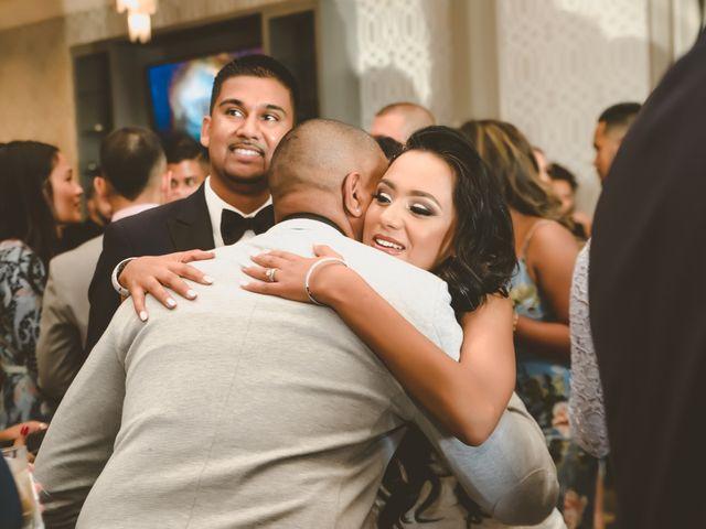 Rasheed and Cadeshia's wedding in Mississauga, Ontario 134