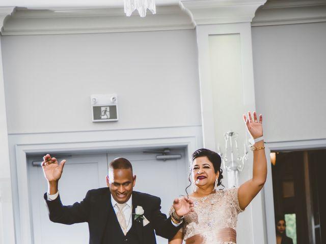 Rasheed and Cadeshia's wedding in Mississauga, Ontario 138