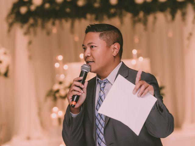 Rasheed and Cadeshia's wedding in Mississauga, Ontario 141
