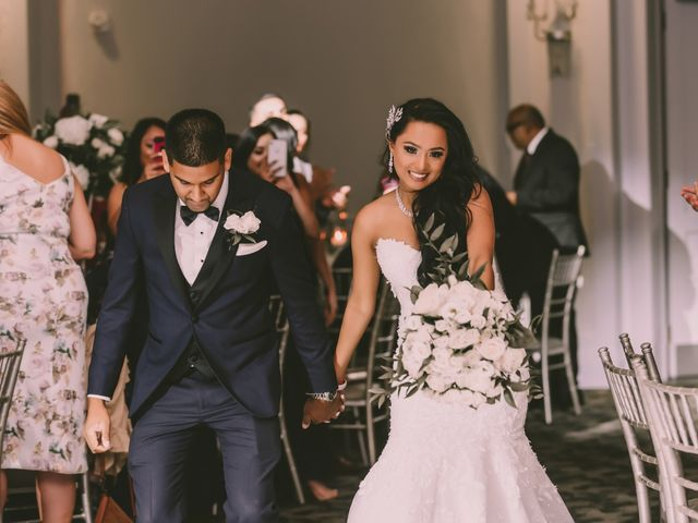 Rasheed and Cadeshia's wedding in Mississauga, Ontario 143