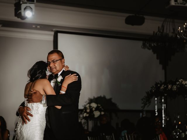 Rasheed and Cadeshia's wedding in Mississauga, Ontario 147